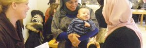 Projekt Starka mammor – en nyckel till integration