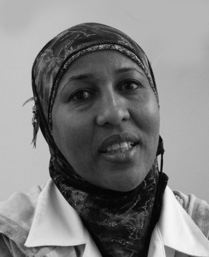 Iman-Zahra Jama, kulturtolk
